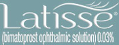Latisse (bimatoprost ophthalmic solution) 0.03% Rx only